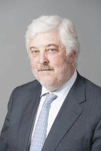 Andres Iñiguez Romo, Presidente de la Sociedad Española de Cardiología