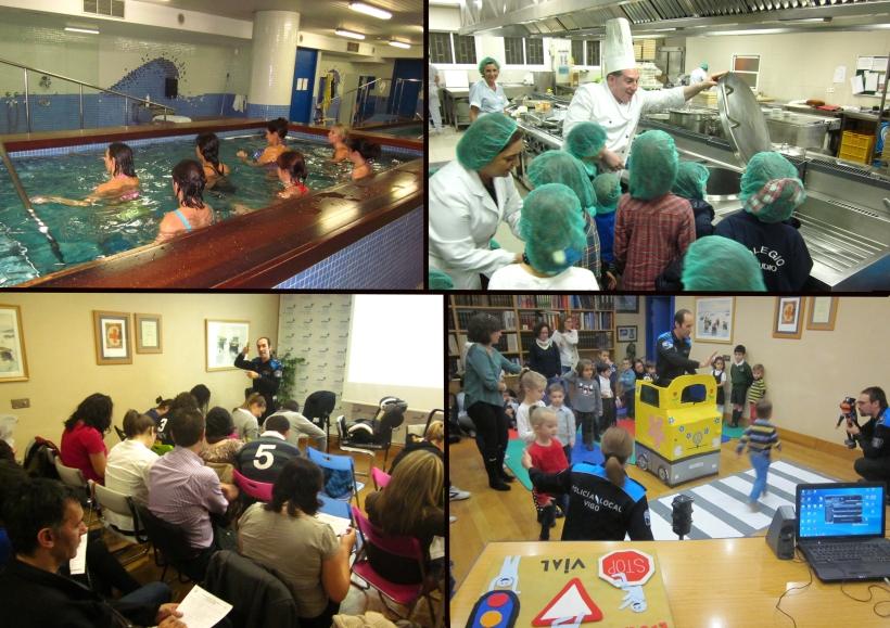 Resumen II Semana de la Infancia 2015