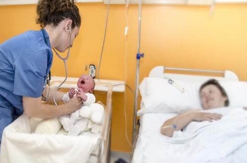 Matronas: mucho más que asistencia al parto