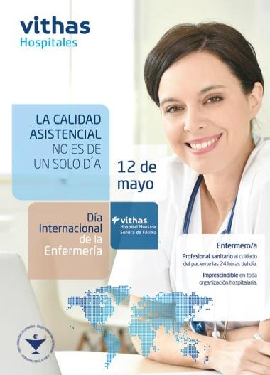 Día Internacional de la Enfermería 2016
